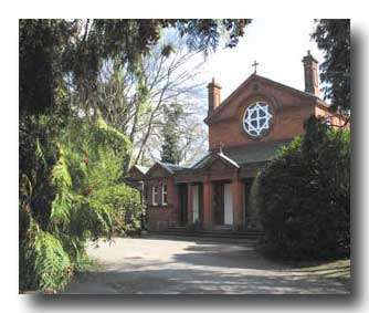 Petersham Village Hall - The home of Sudbrook School near Richmond and kingston